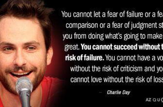 Quotation Charlie Day You Cannot Let A Fear Of Failure Or A Fear 62 35 59 2636346 335x220