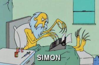 Sam Simon The Simpsons 3814184 335x220