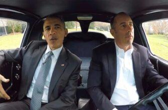 Seinfeld Obama Comedians Cars Coffee Tease 151231 918856 5175133 335x220